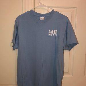 Alpha Delta Pi pie a pi shirt
